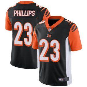 Cincinnati Bengals Darius Phillips Black Jersey